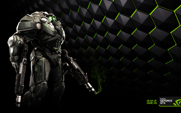 Download Gear up Game on Wallpaper NVIDIA Cool Stuff